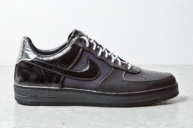 Nike Air Force 1 Downtown Black 1 1