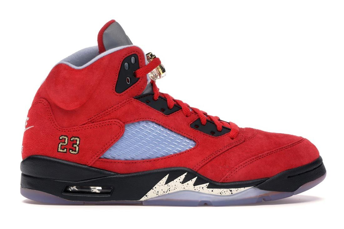 Air Jordan 5 Trophy Room Friends And Family