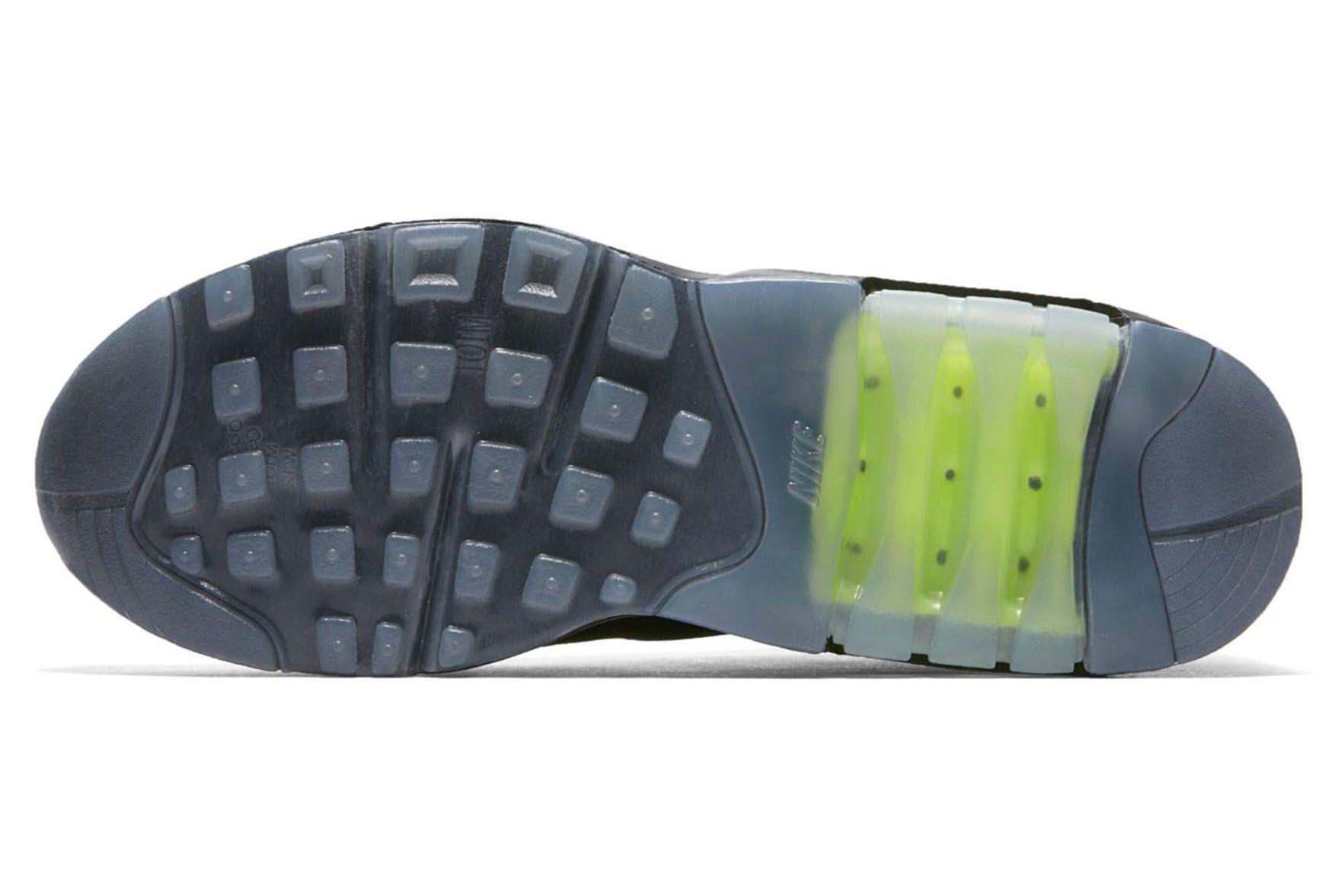 Nike Air Max 180 Black Volt First Look 005 Sneaker Freaker