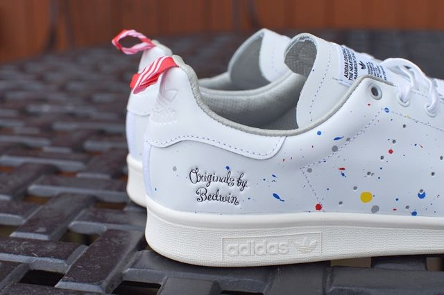 Bedwin And The Heartbreakers Adidas Stan Smith 3