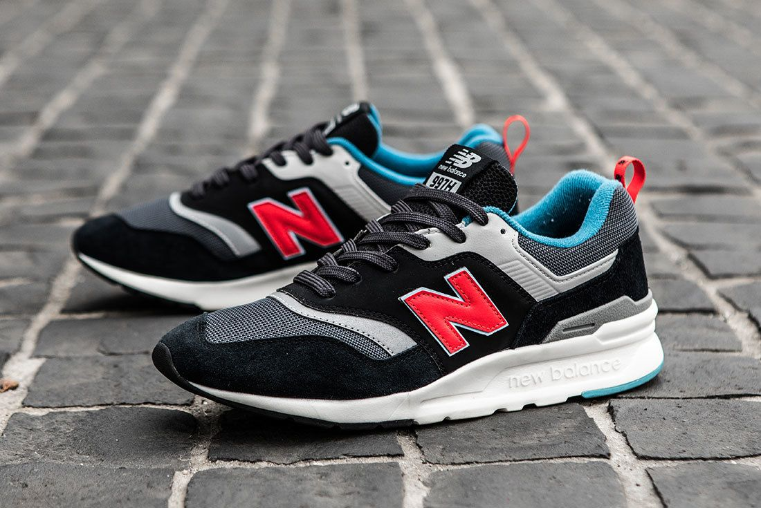 New Balance 997 H Hypothesis Magnet Energy Red Sneaker Freaker2