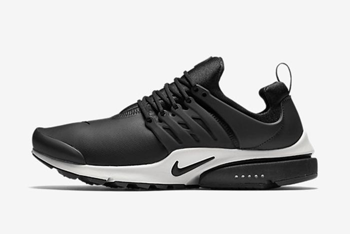 Nike Air Presto Utility Low Blackwhite 1