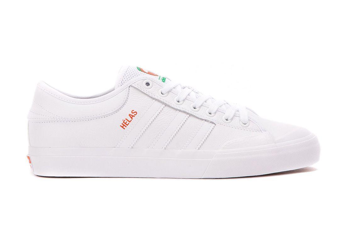 Hélas X Adidas Matchcourt2