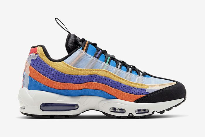 Nike Air Max 95 Bhm Black History Month 2020 Ct7435 901 Medial Side Shot
