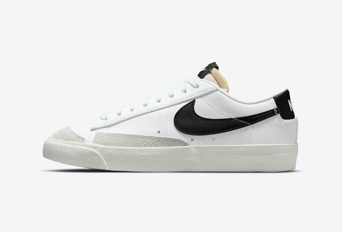 Nike Blazer Low White/Black