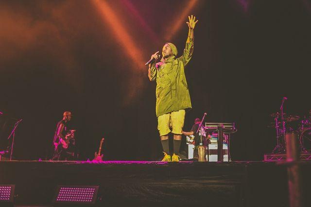 Eminem The Rapture Kendrick Lamar Melbourne 12
