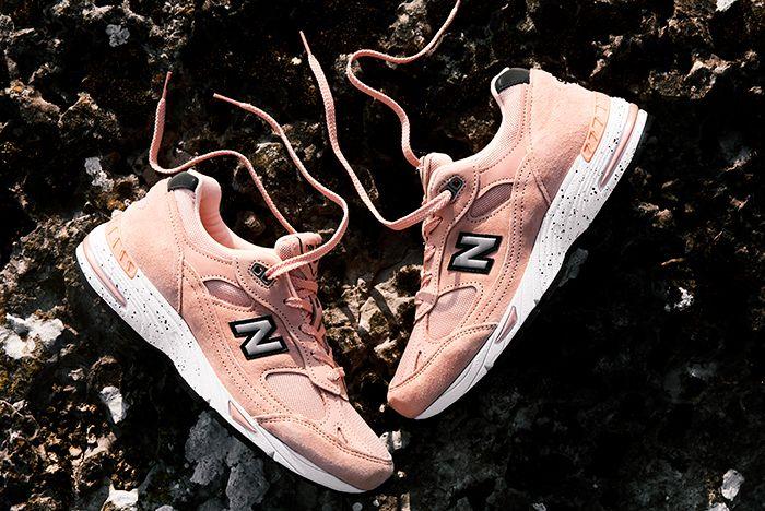 Naked New Balance 3