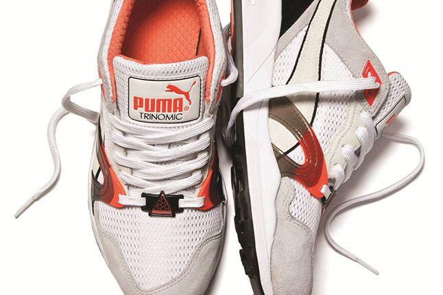 Sneaker Freaker X Puma Running Book 3 1