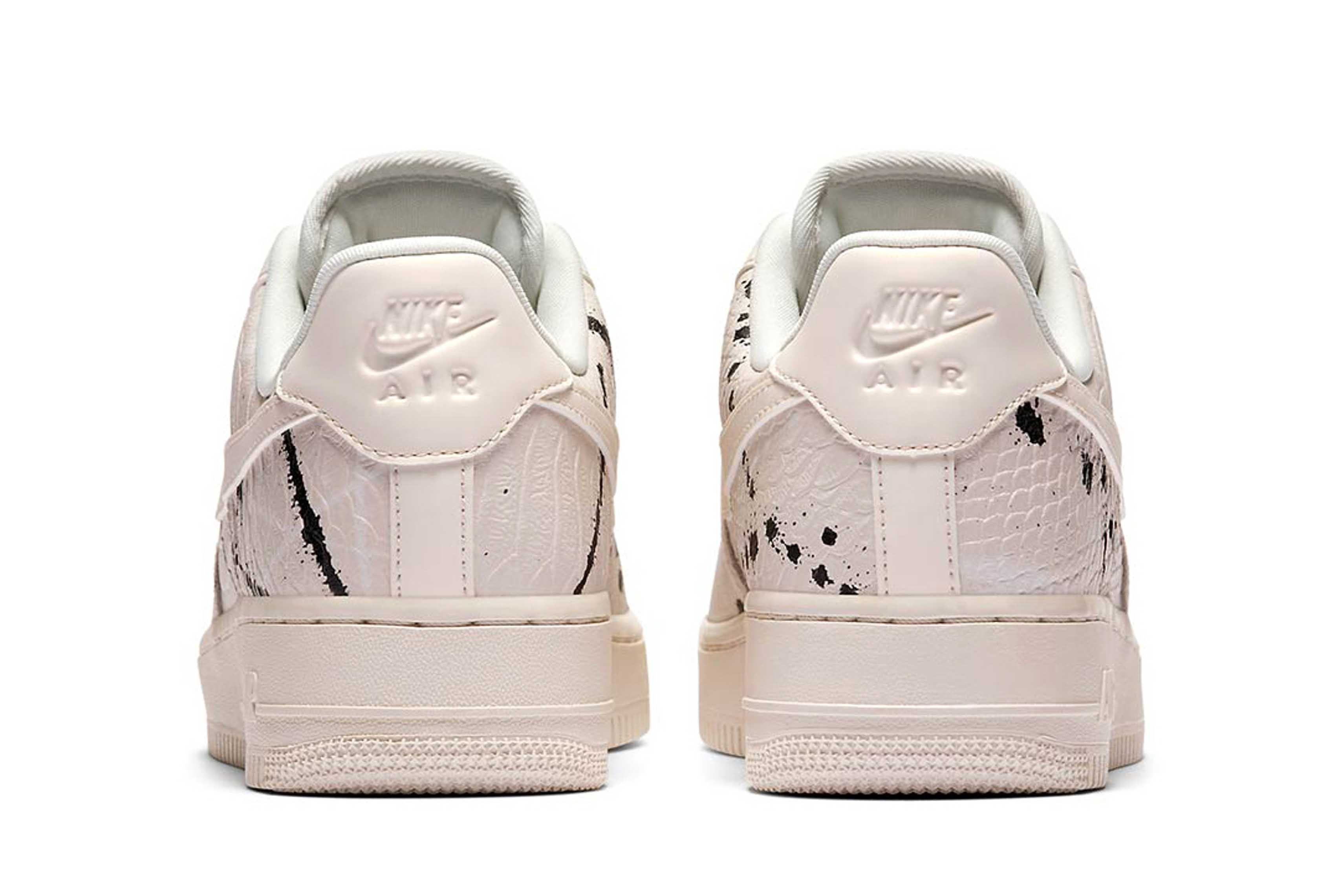 Nike Air Force 1 Low Phantom Snakeskin Release 05 Sneaker Freaker