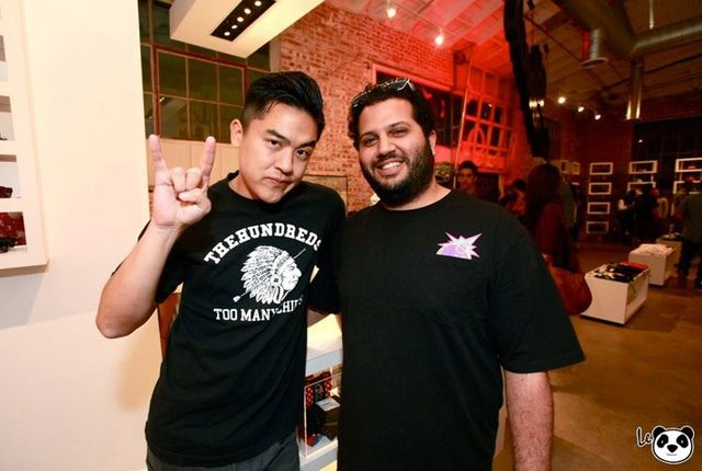 The Hundreds Santa Monica Store Opening 15 1