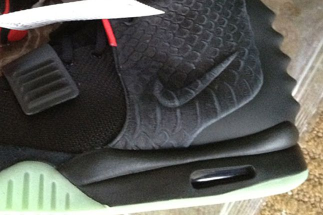 Nike Air Yeezy 2 Up Close Look 051 1