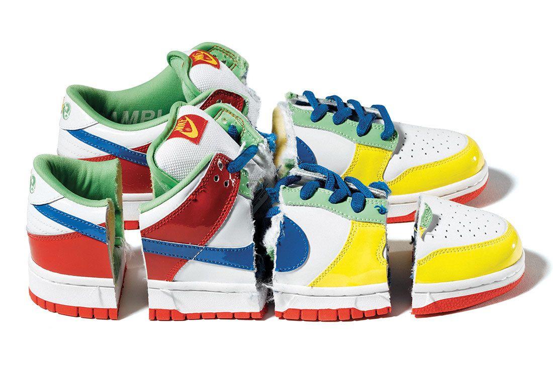 Sandy Bodecker Nike Sb 14