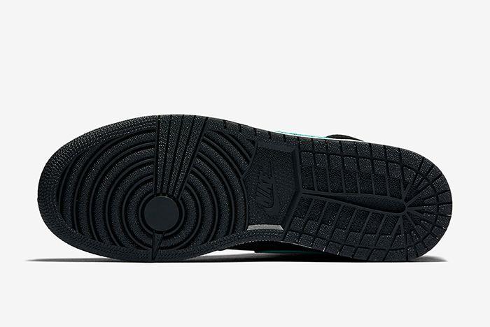 Air Jordan 1 Retro High Gs Hyper Jade