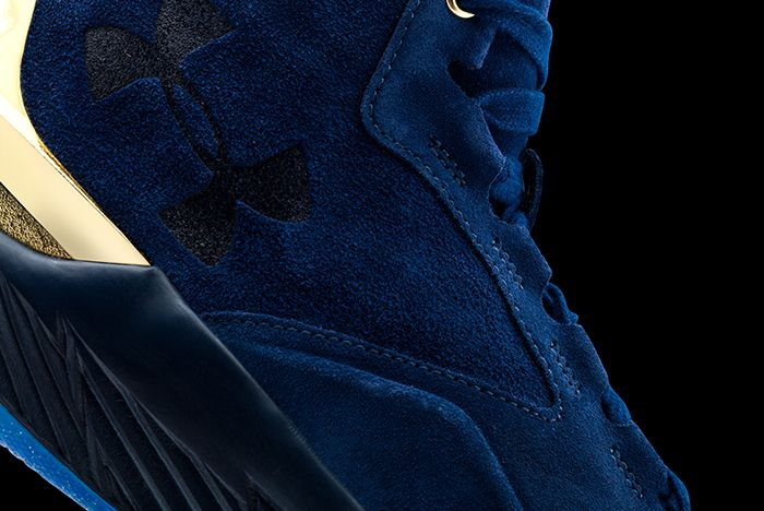 Under Armour Curry Luxe Suede Pack4