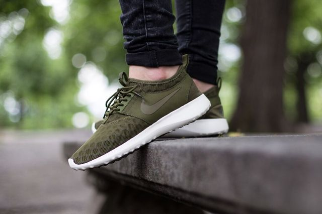 Nike Juvenate Faded Olive 3
