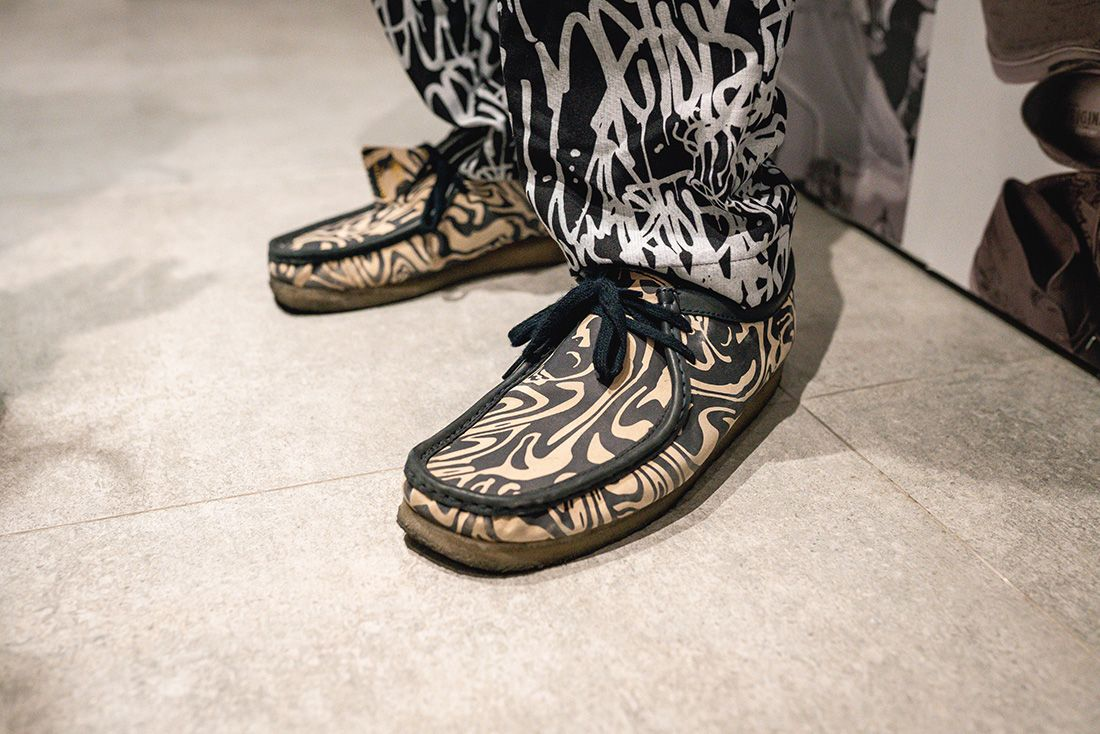 Sneaker Freaker Paris Fashion Week On Foot Shot10