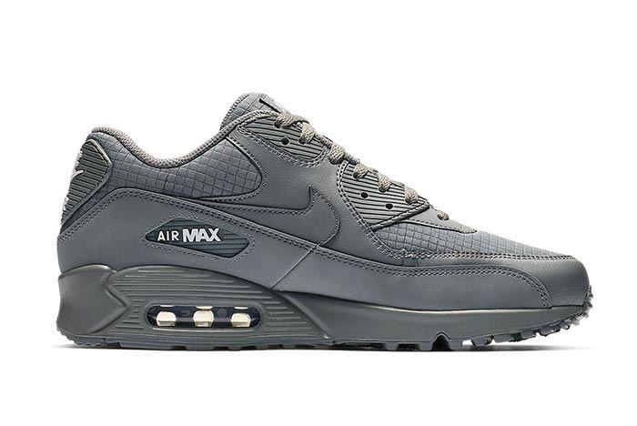 Nike Air Max 90 Essential Cool Grey Medial