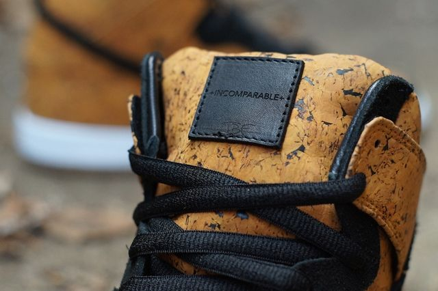 Nike Sb Dunk High Custom By Jbf Customs Cork 6