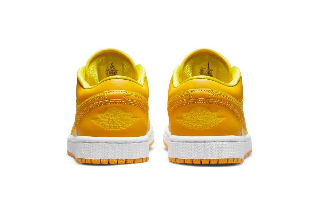 Air Jordan 1 Low 'Yellow Strike'