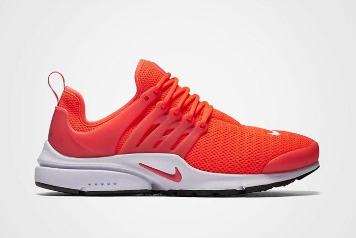 Nike Air Presto Total Crimson 2 1