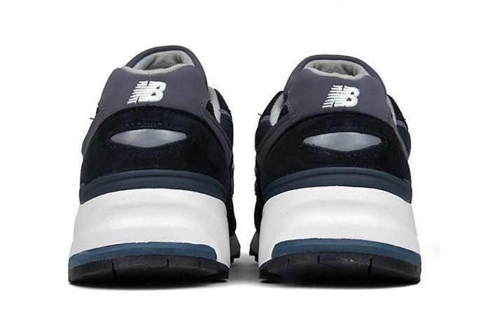New Balance 999 Made In Usa Navy Pewter 1