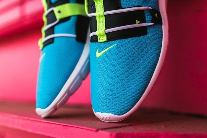 Nike Vortak Lagoon Blue Pink 2