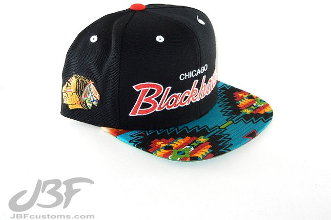 Chicago Blackhawks Pendelton 1