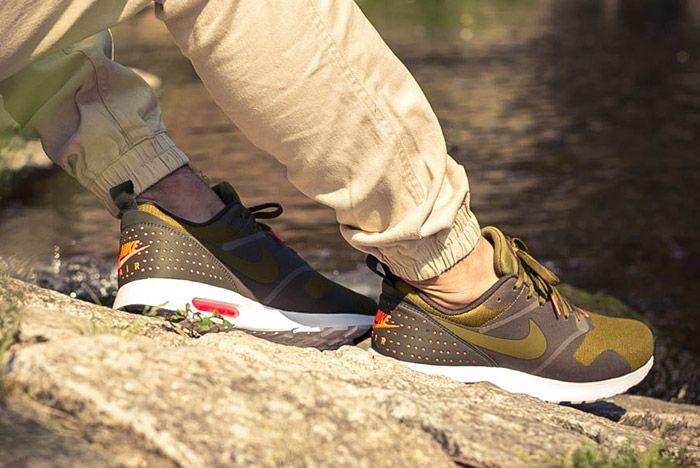 Nike Air Max Tavas Olive Flak 2
