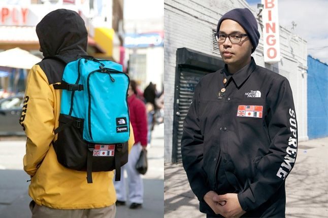Supreme The North Face 2014 Spring Summer Collection 9