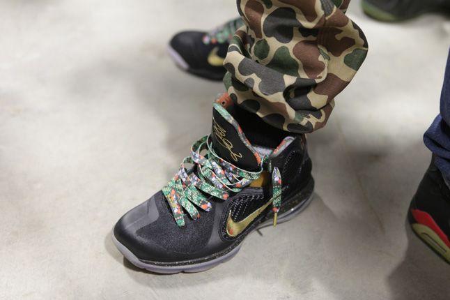 Sneaker Con New York 2012 Camo 1