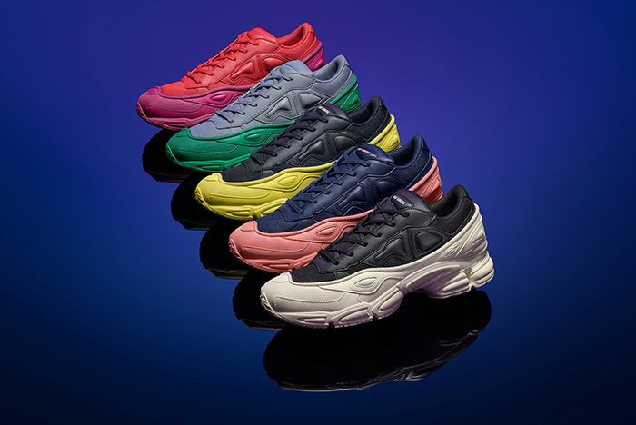 Raf Simons Adidas Ozweego Fall Winter 2018 1