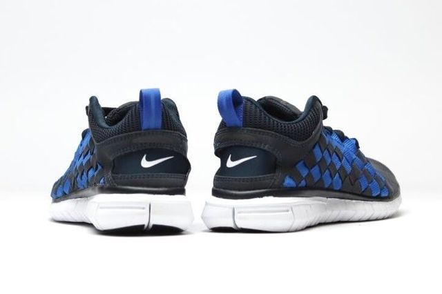 Nike Free Og Woven Obsidian Blue 4