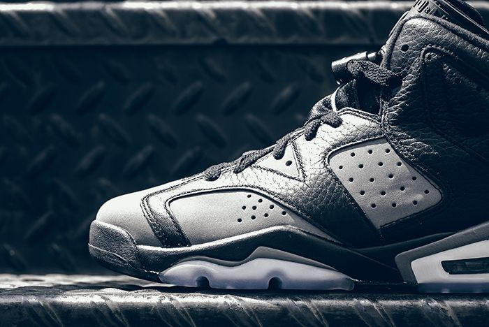 Air Jordan 6 Bg Blackcool Grey5