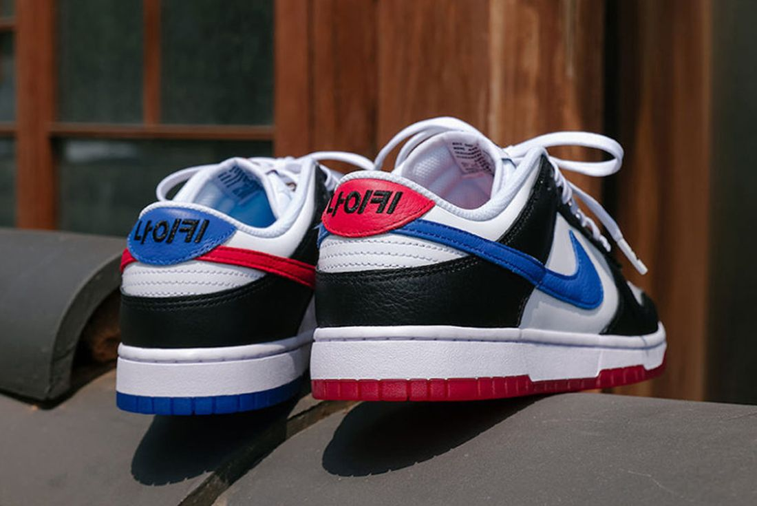 nike dunk low seoul official