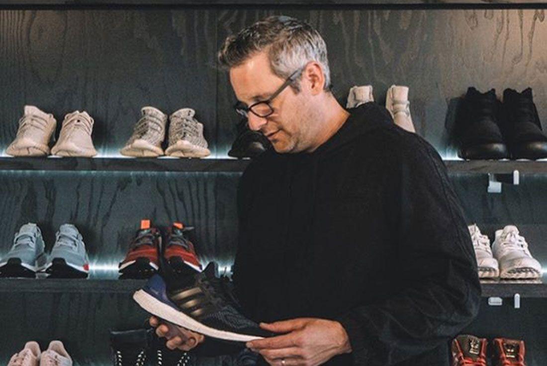 Jon Wexler adidas VP Yeezy