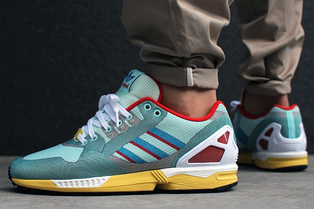 Adidas Originals Zx Flux Og Weave Pack
