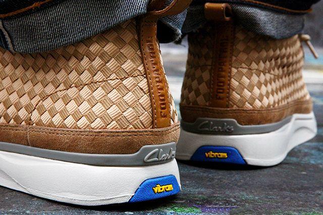 Footpatrol Clarks Sportswear Tawyer Fp Pack 7