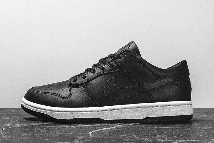 Nikelab Dunk Lux Low Black 1