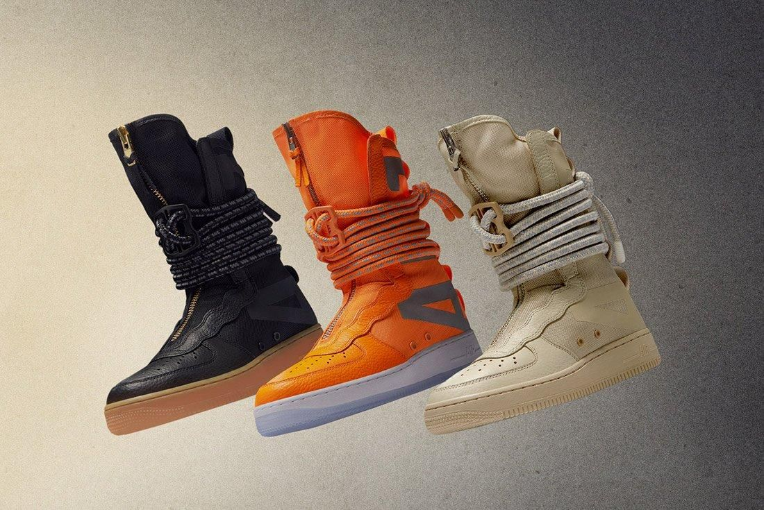 Nike Special Fiel Air Force 1 High 4