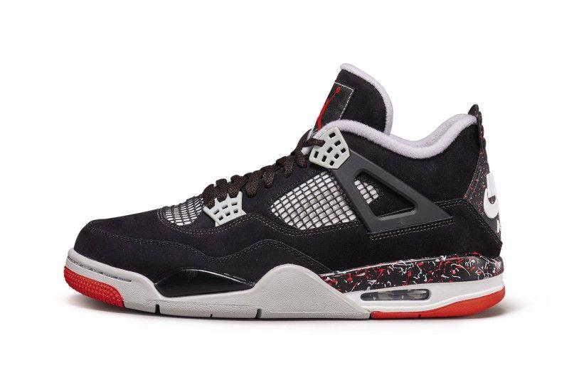 Drake's Unreleased Air Jordan 4 Sample
