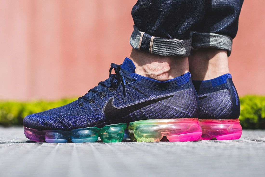 Adidas Vapormax Be True Rainbow 4