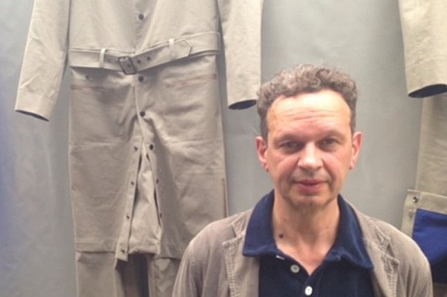 Tom Dixon With Clothes Collection