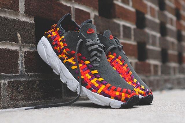 Nike Footscape Woven Motion Dark Base Grey 1