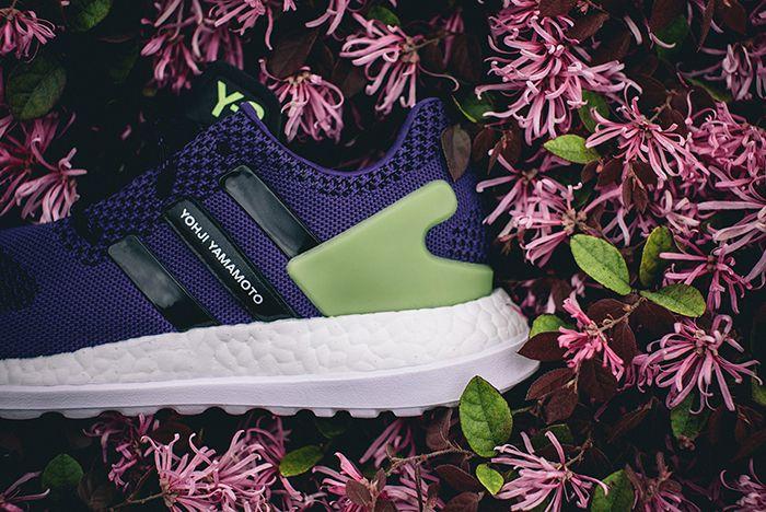 Adidas Y 3 Pure Boost Zg Knit Purplegreen4