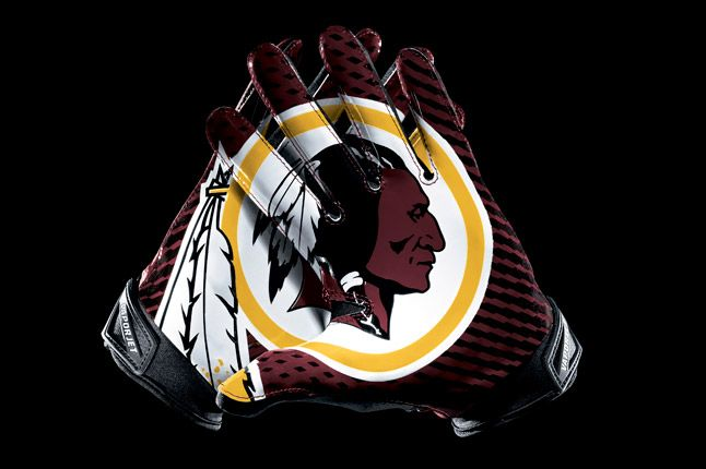 Washington Redskins Glove 1