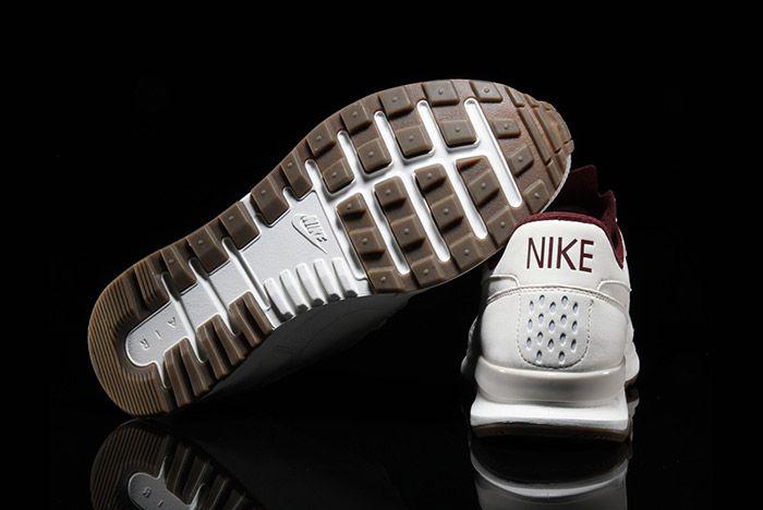 Nike Air Berwuda Premium White Maroon 5
