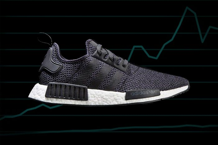 Adidas Makes Gains