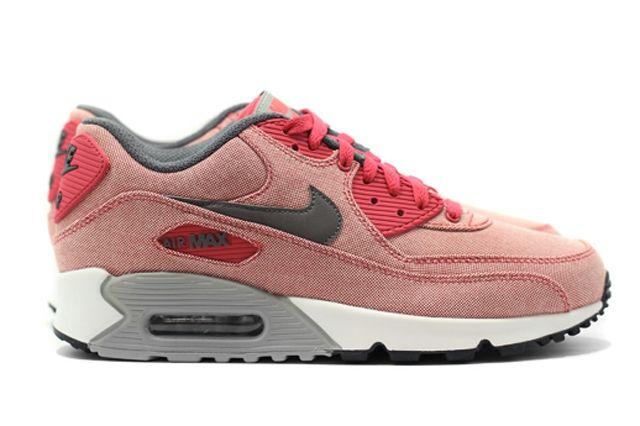 Nike Air Max 90 Red Denim 1
