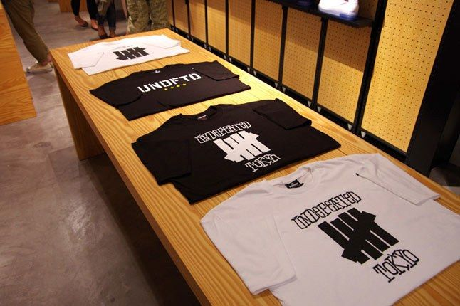 Undefeated Tokyo Reopening 5 1