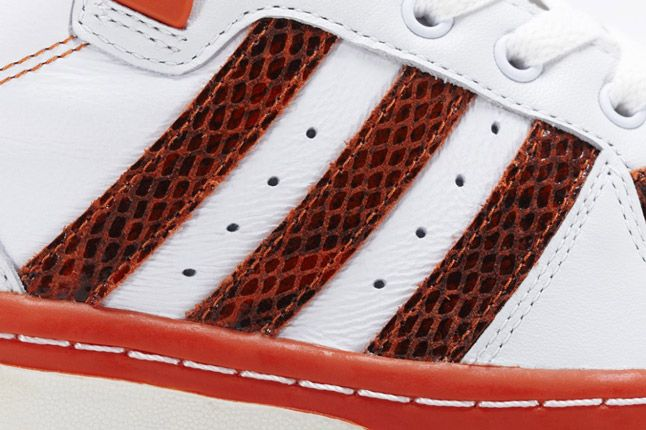 Adidas Rivalry Lo Red Stripes 1
